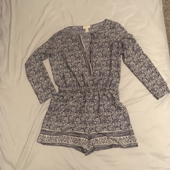 LOFT Tops - Patterned Loft Jumper